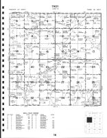 Code 16 - Troy Township - East, Grange, Pipestone County 1999